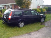2002 FORD MONDEO ESTATE ZETEC.....€1650