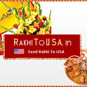 Rakhi turns a global celebration for your USA living siblings