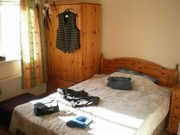 Single room with double bed in Castlebar,  260€monthly from Aug/Sept'12