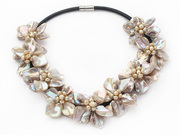 New Design Milky Color Pearl Necklace