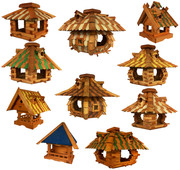 Fabulous Bird houses/ bird table