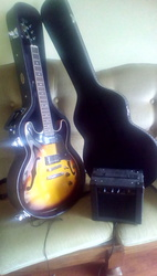 j and d electric guitar