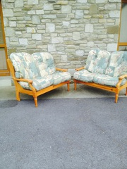 Suite - pine 2 x 2 seaters