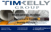 Mechanical & Electrical Quantity Surveyor