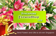 Singapore Florist,  Flowers and Gifts to Singapore